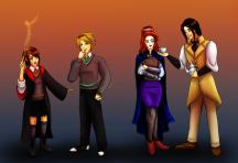 Hogwarts in Starrs