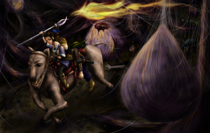 Arakid's Pursuit
