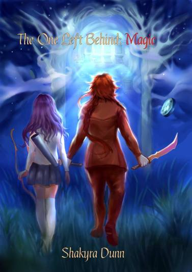 The One Left Behind Magic cover art